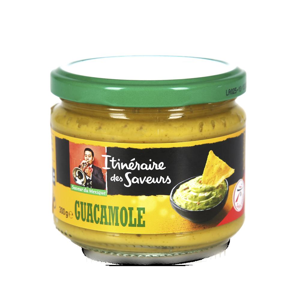 Соус к чипсам Itineraire des Saveurs Гуакамоле с авокадо Geprocor SAM