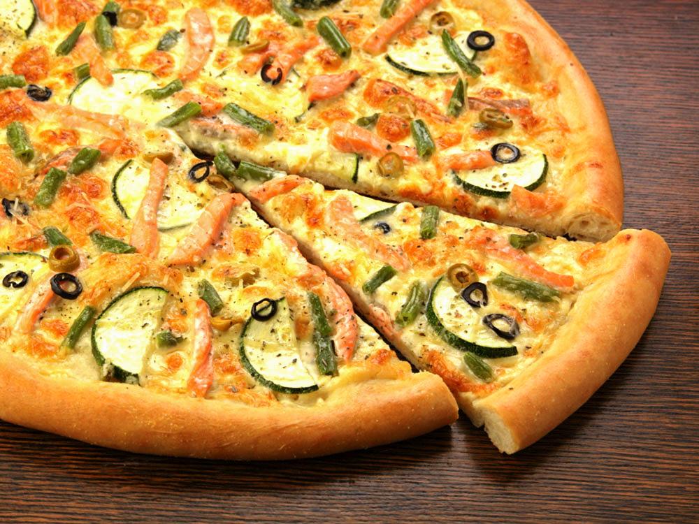 Пицца Сальмоне