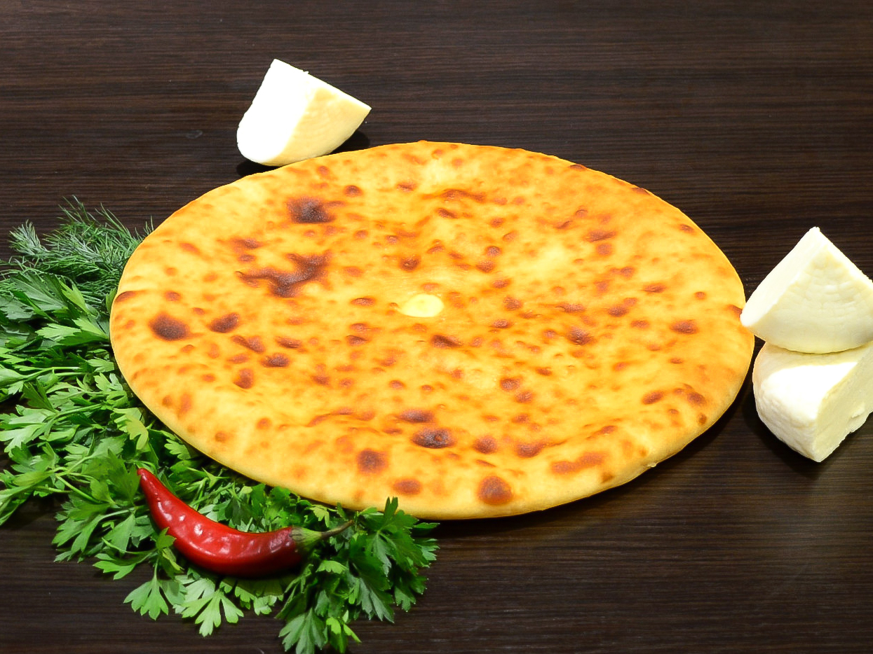 Осетинский пирог Сахараджин