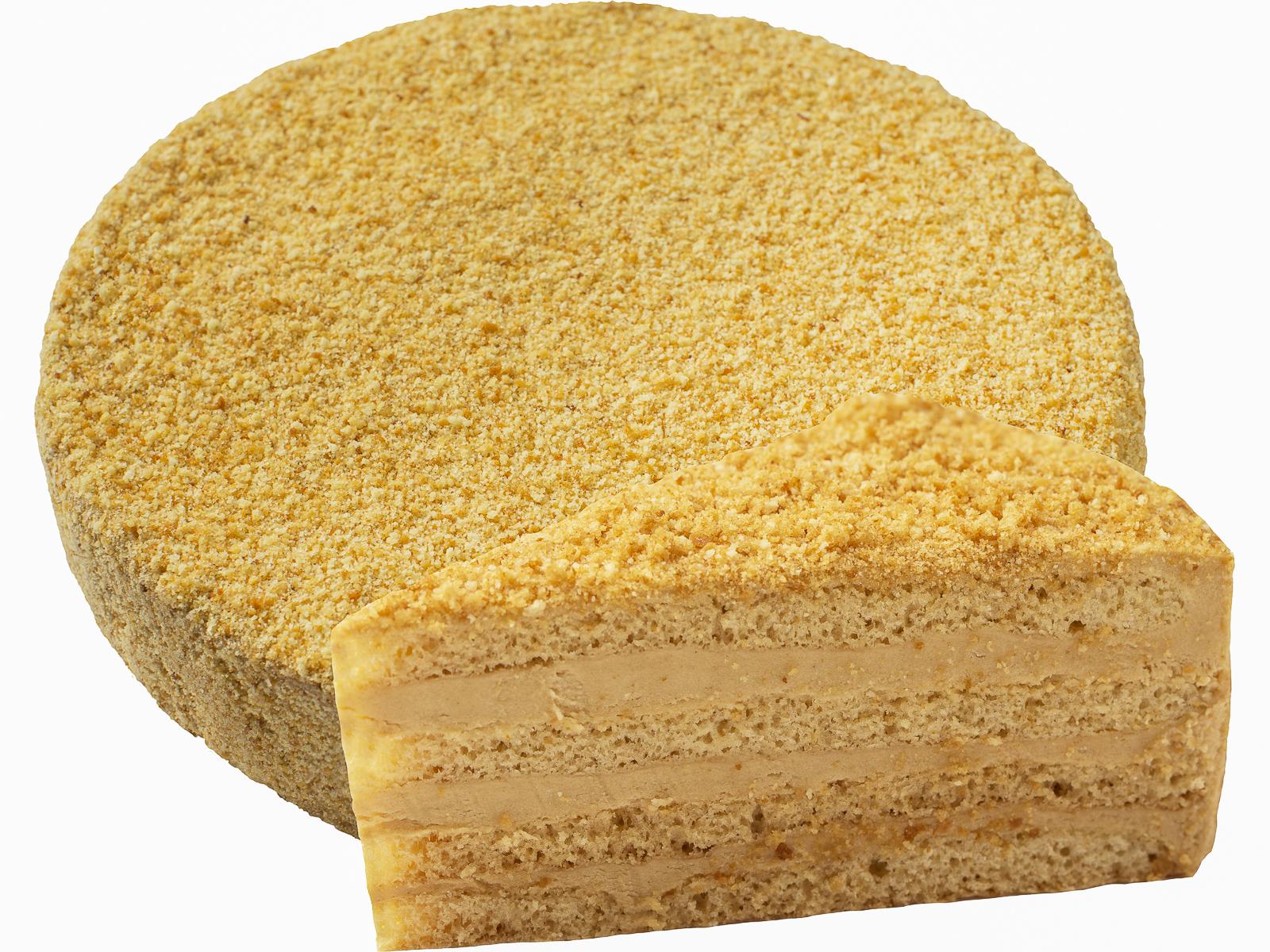 Торт Медово-сливочный