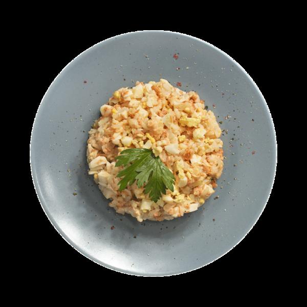 Салат с неркой