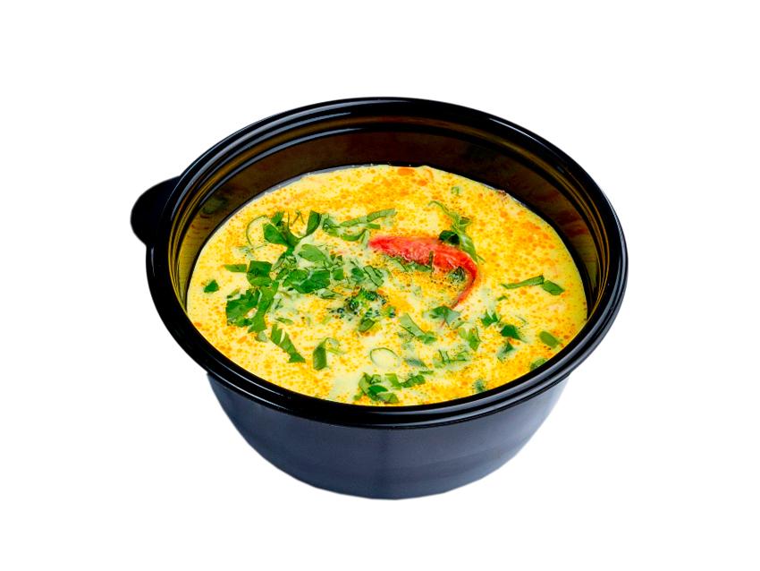 Тайский суп Карри