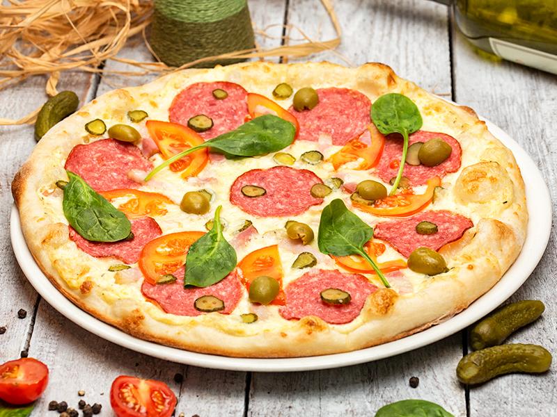 Пицца Сицилиано