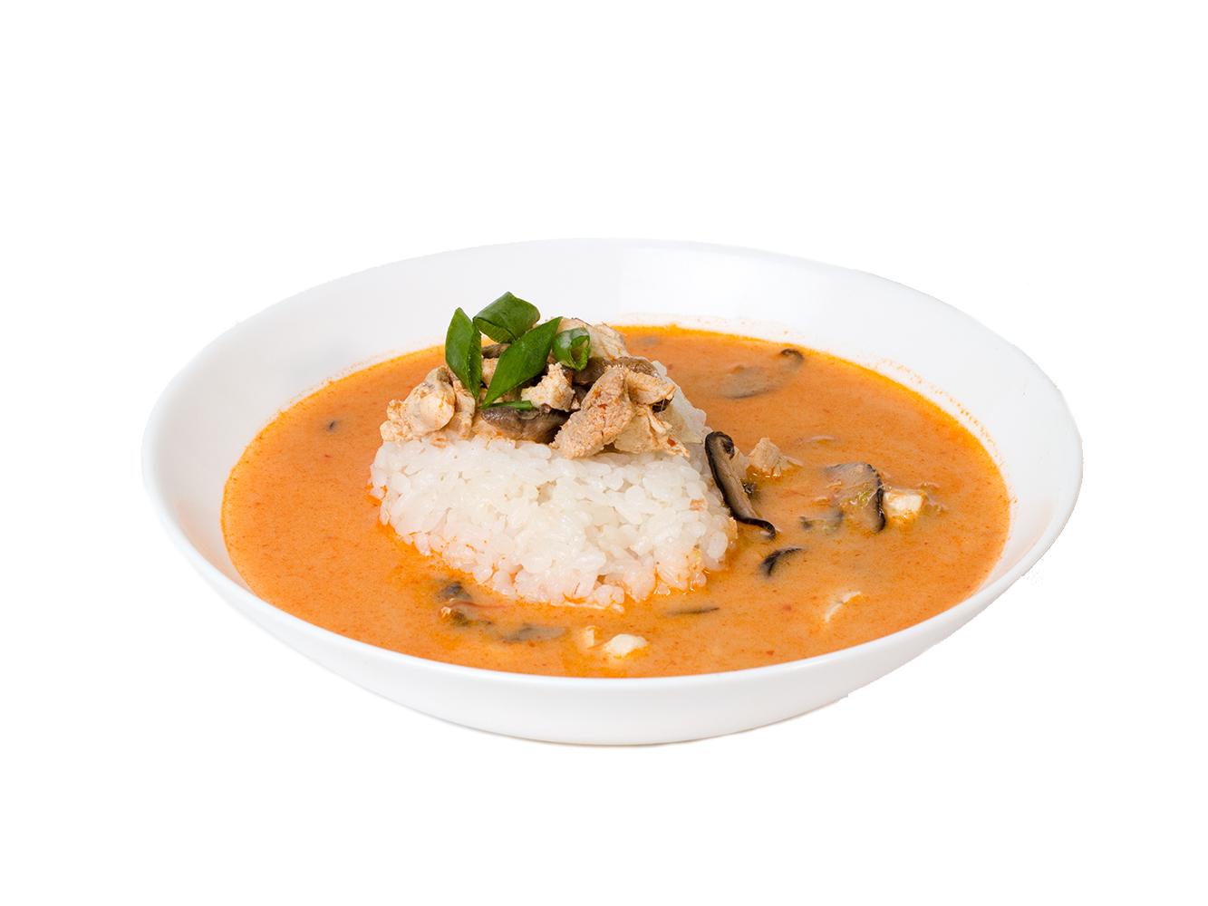 Суп Том Ям Нику