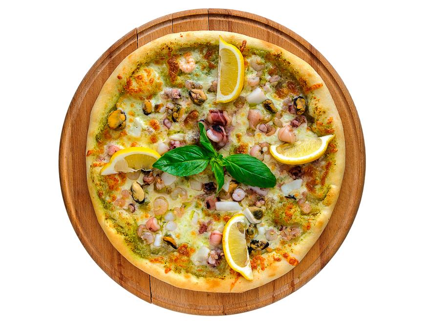 Пицца Мальто ди Маре