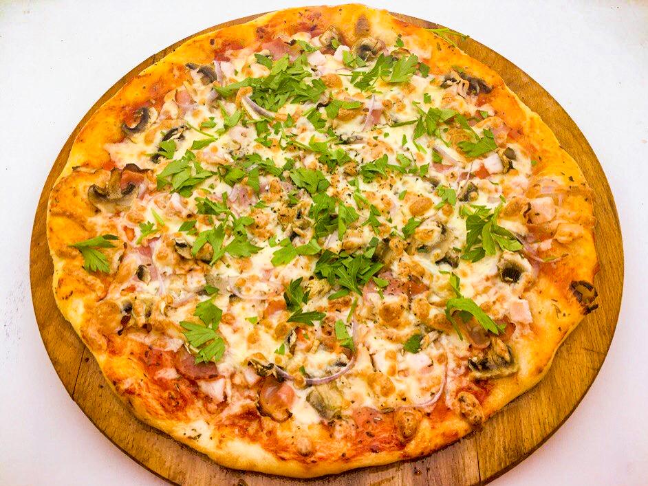 Пицца Подкрепицца