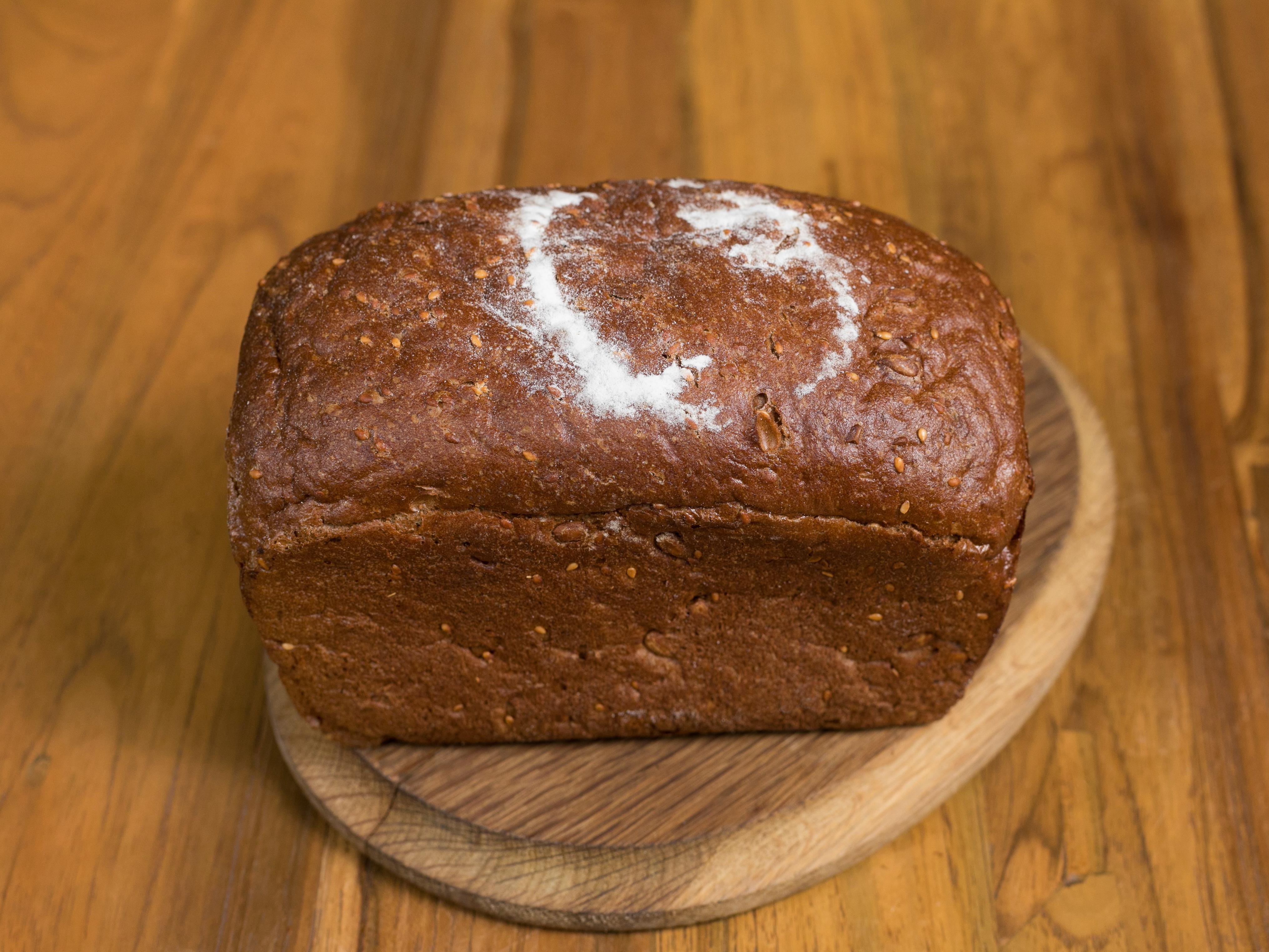 Наш хлеб с медом