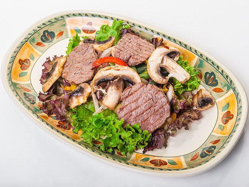 Салат Grigliata