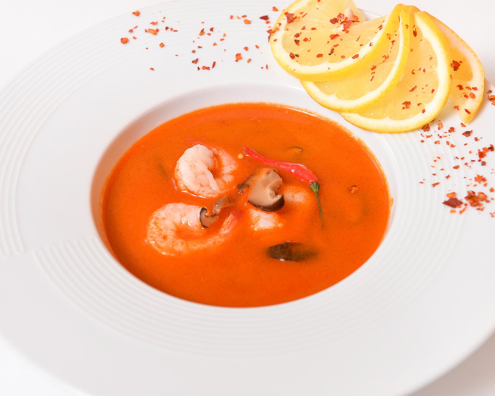Кисло-острый суп
