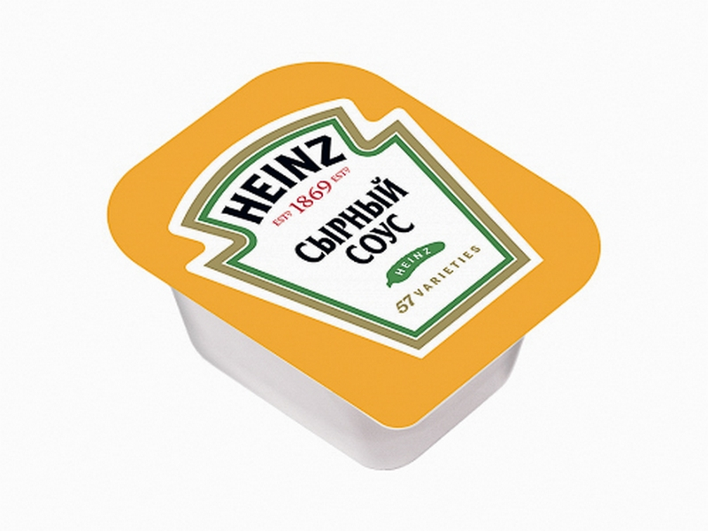 Соус Heinz сырный