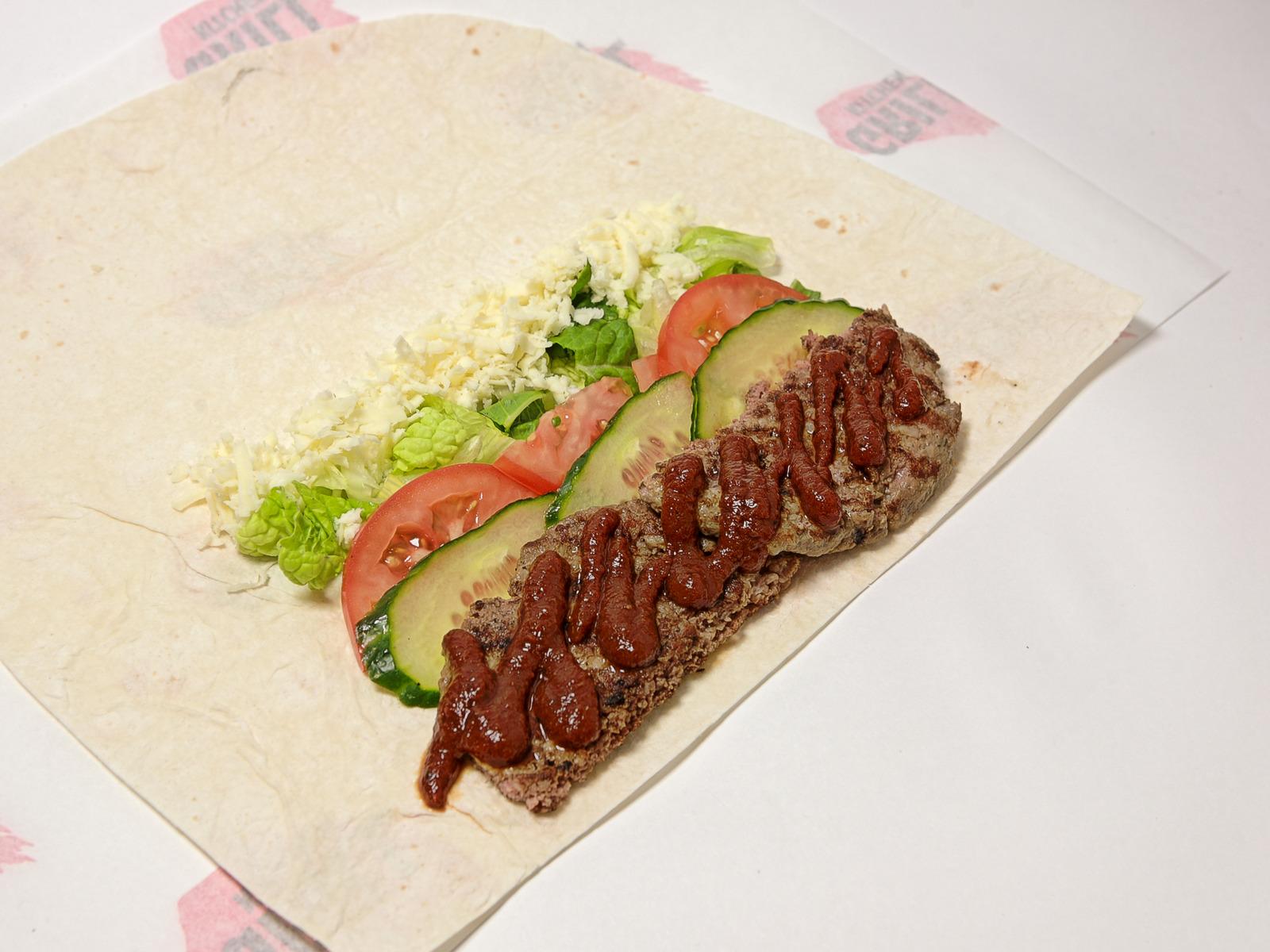 Сэндвич Гриль Говядина