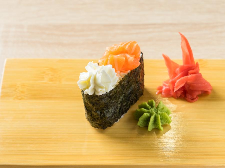 Филадельфия суши Копченый лосось