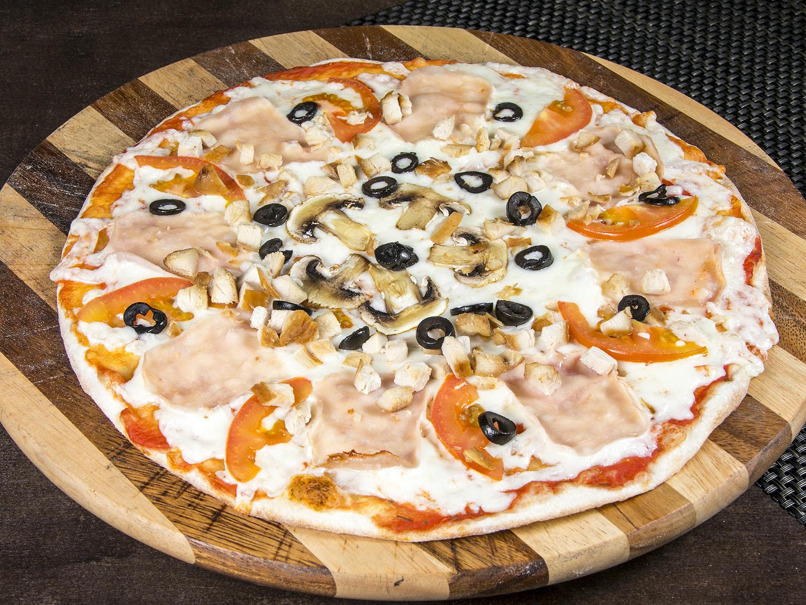 Пицца Рандеву