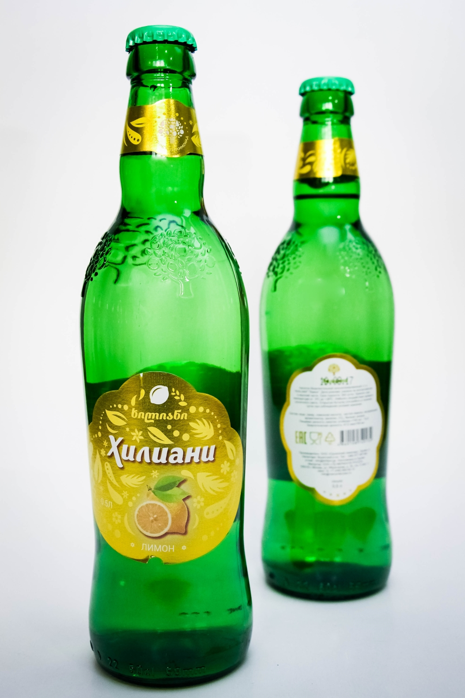 Лимонад Хилиани Лимон