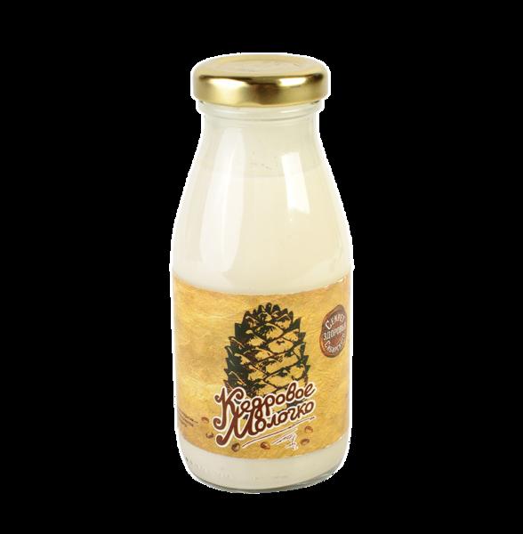 Молочко кедровое САВА