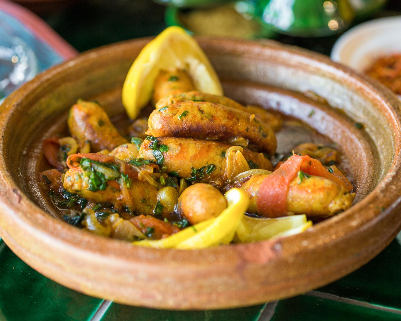 Колбаски Наканир из курицы