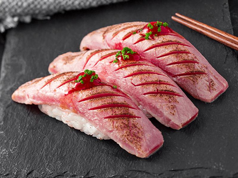 Суши сет Опаленный тунец кимчи