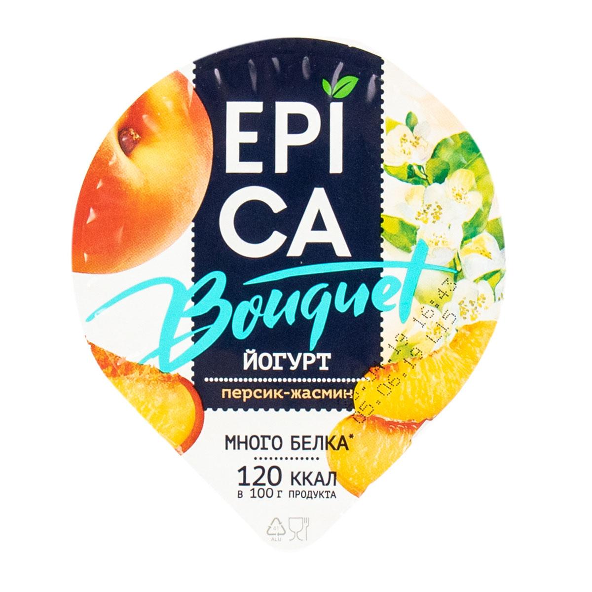 Epica 4,8% персик-жасмин