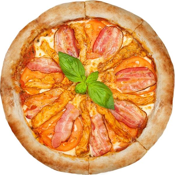 Пицца Чикен Техас
