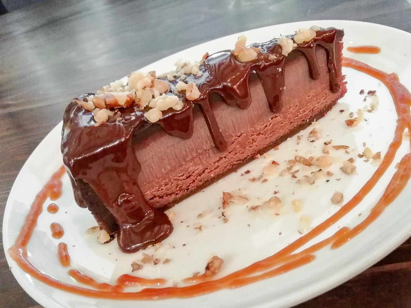 Шоколадный кейк