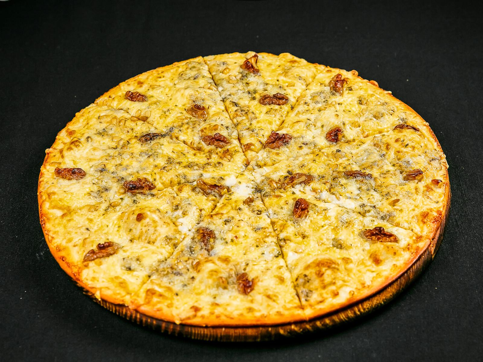 Пицца Ореховая