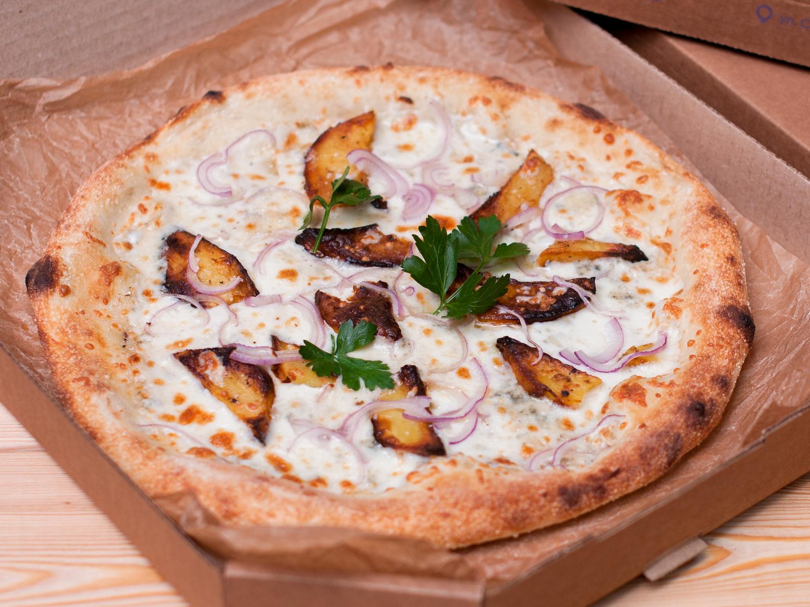 Пицца Дор блю