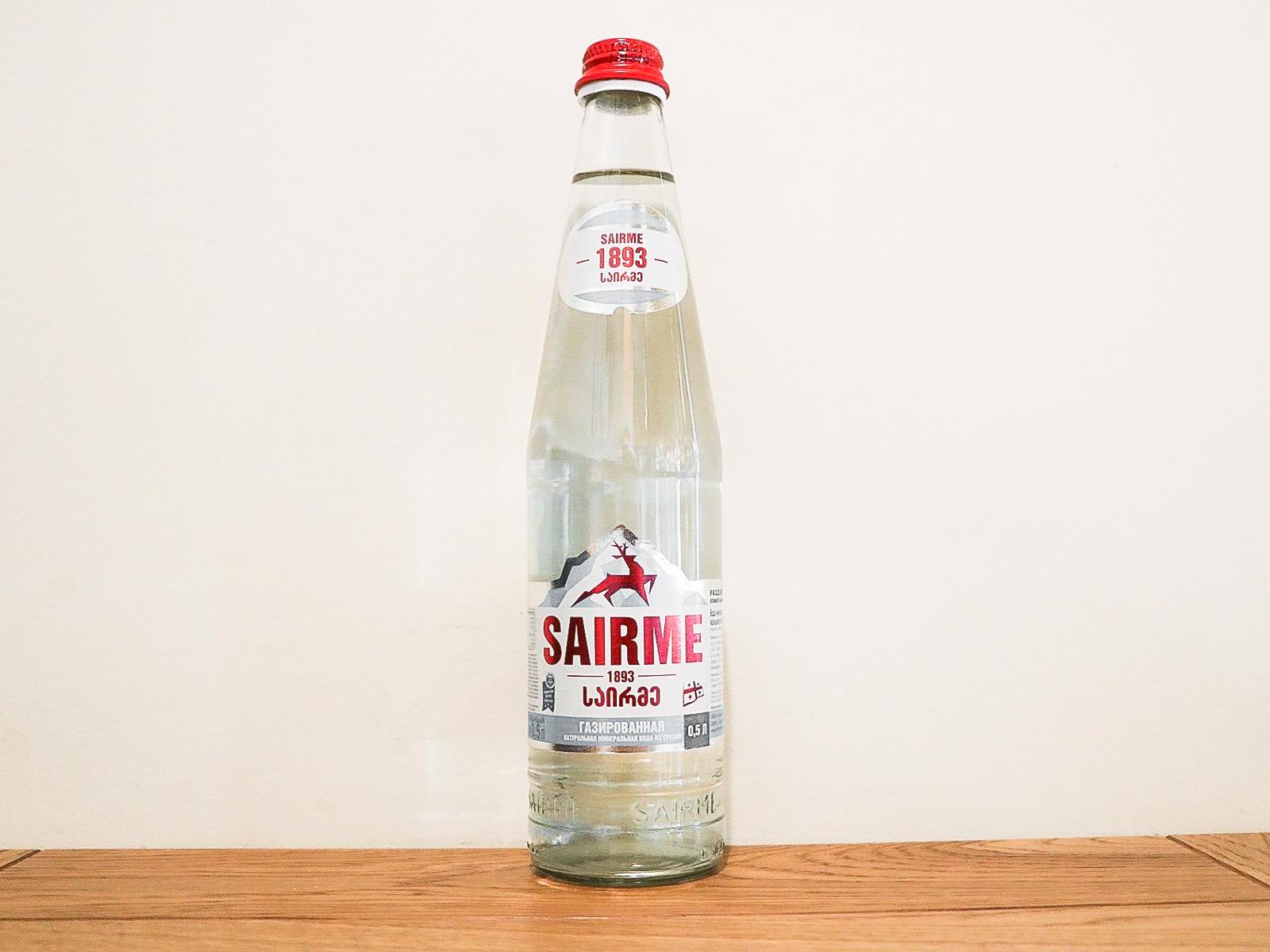 Вода Саирме