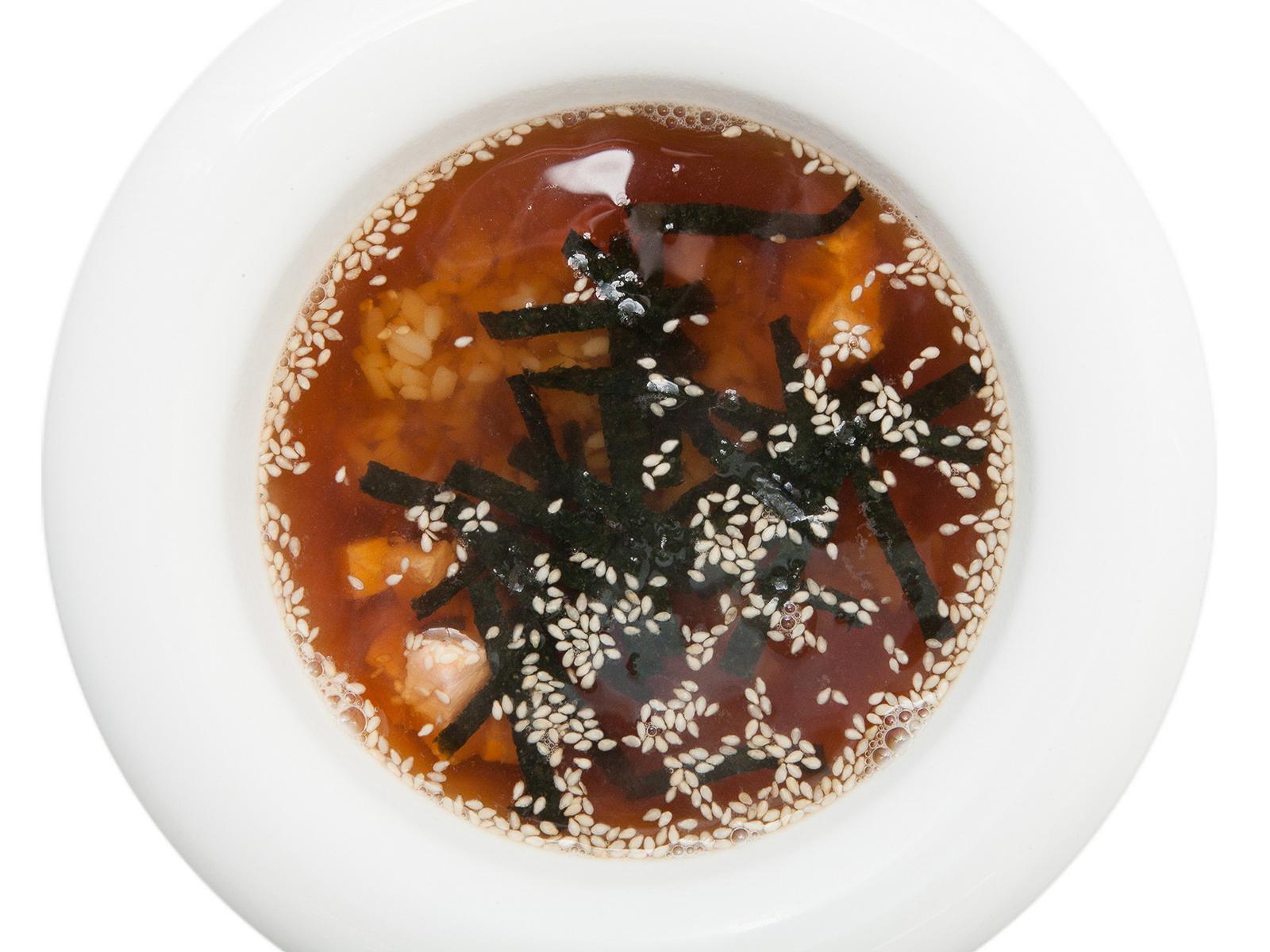 Сяке суп