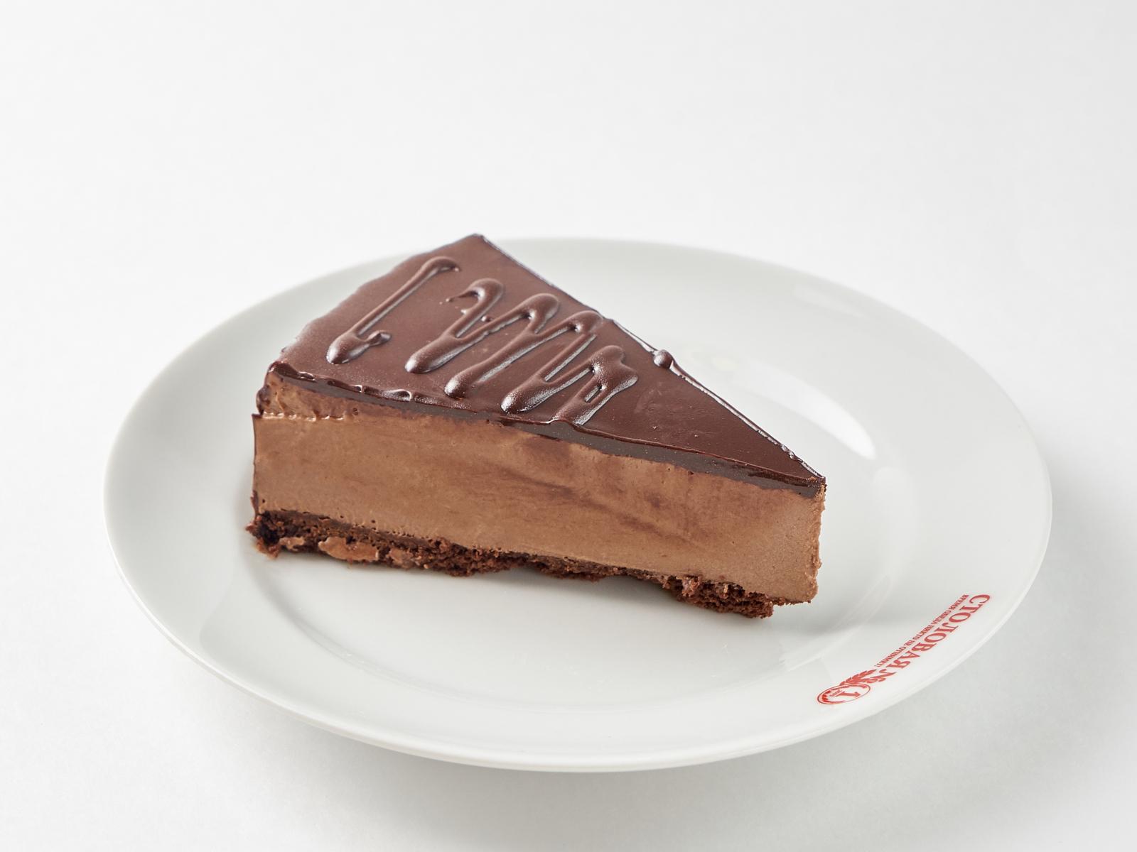 Чизкейк Шоколадный кусок