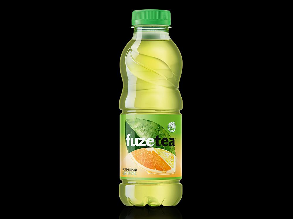 Холодный чай Fuzetea