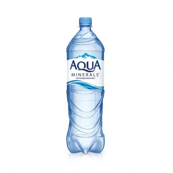 Аква минерале (без газа)