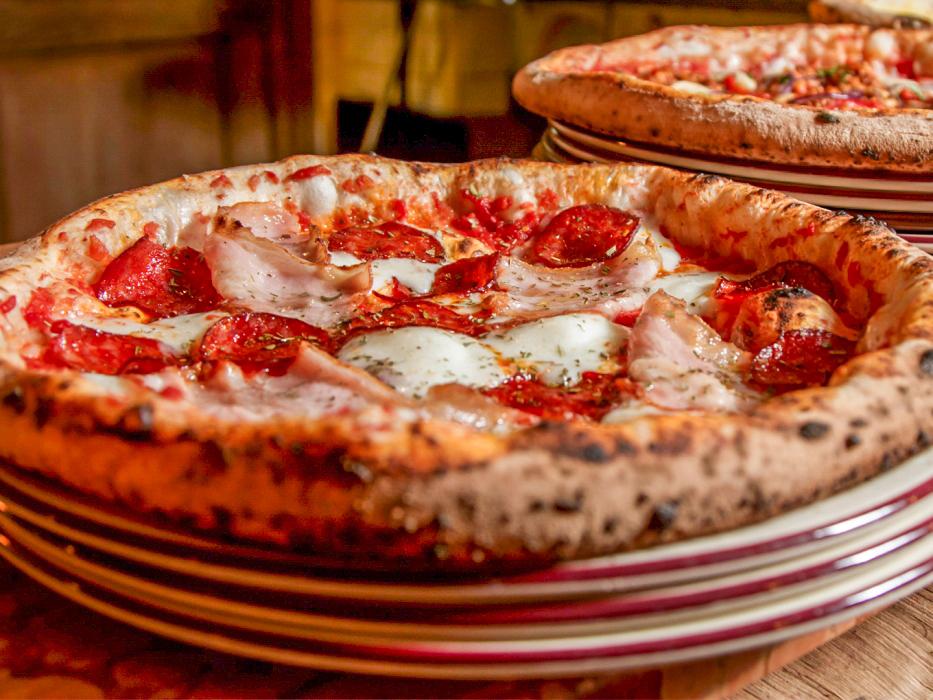 Пицца Пульчинелла