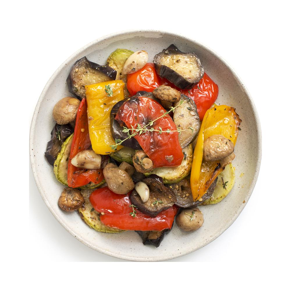 Овощи запеченные
