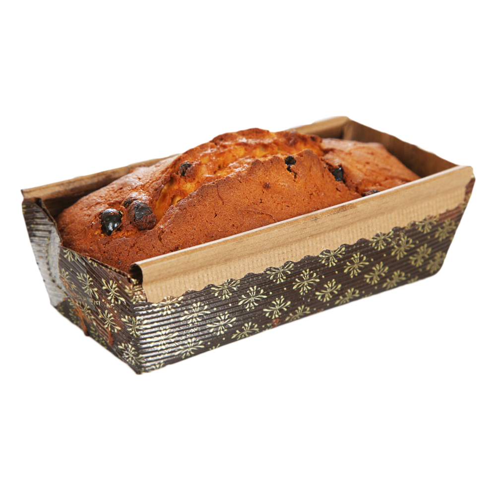 Кекс творожный с изюмом от шеф-пекаря