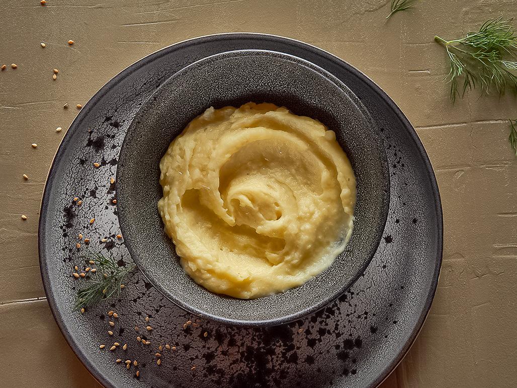 Картофельное пюре 150гр