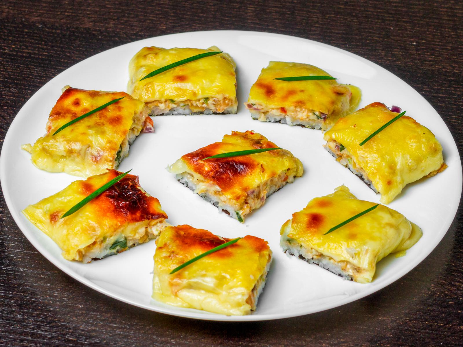 Ролл Суши-пицца