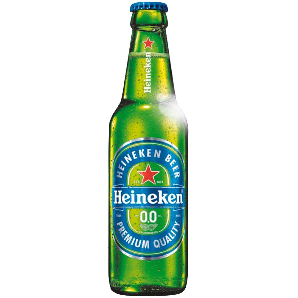 Пиво Хейнекен б/а