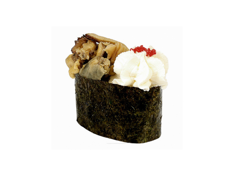 Мидии фила суши