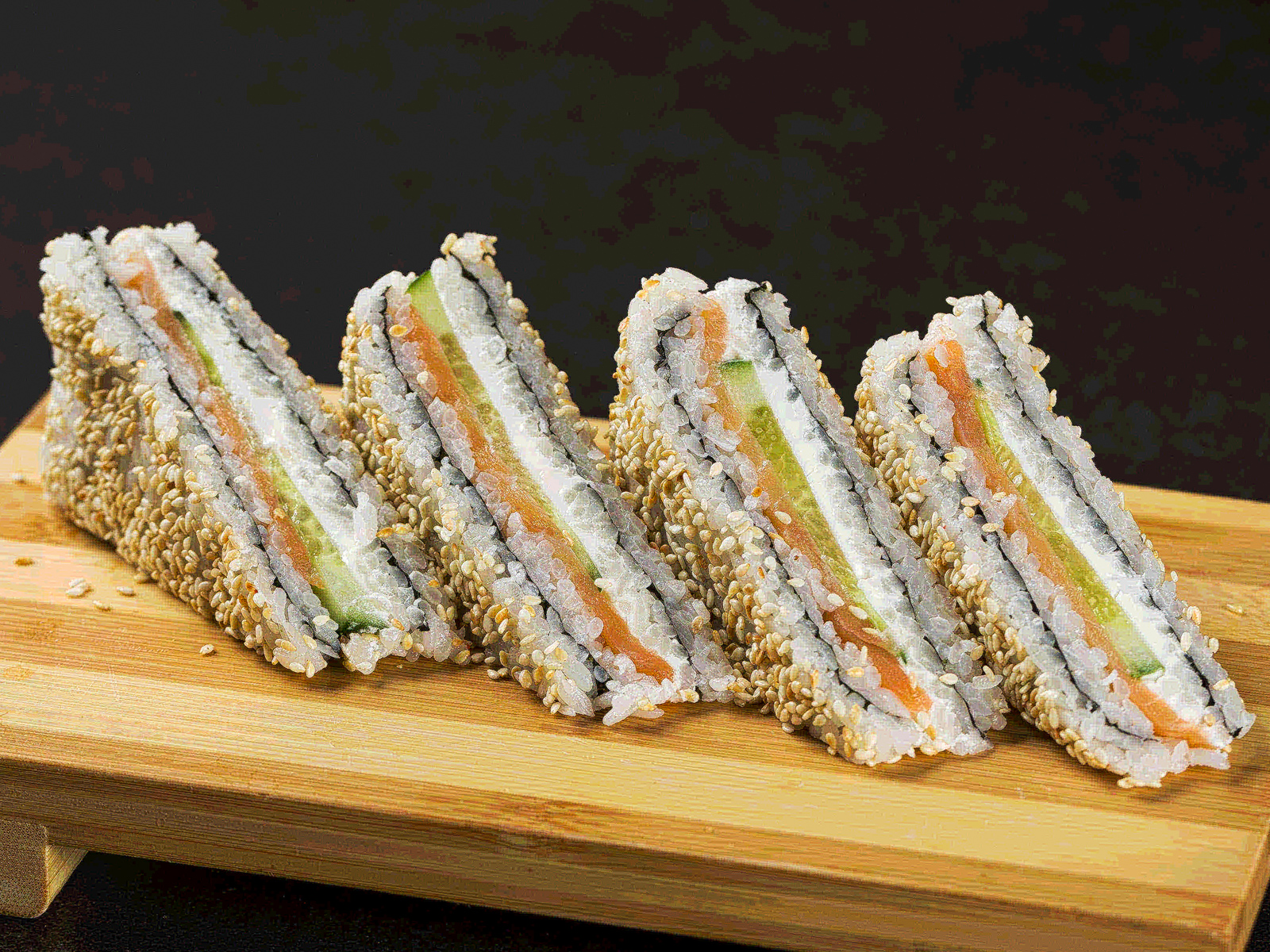 Сэндвич-ролл Сяке