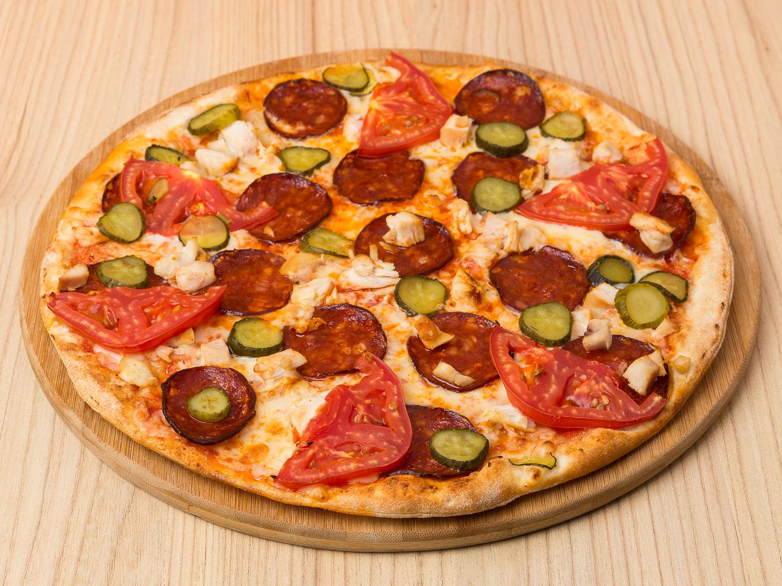 Пицца Дон Маттео