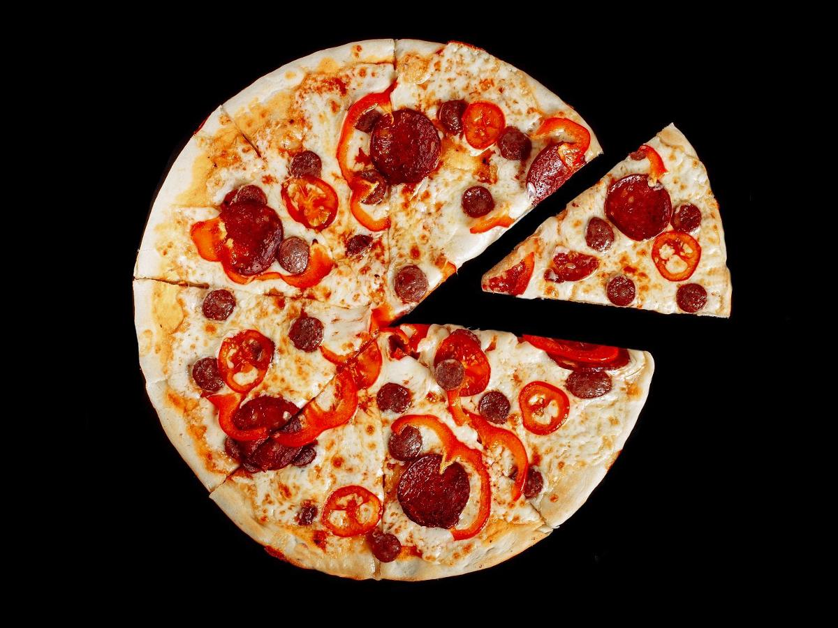 Пицца Фишка