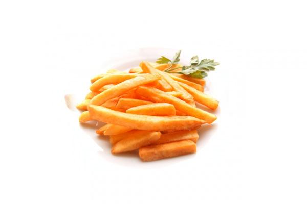 Картофель фри с двумя соусами
