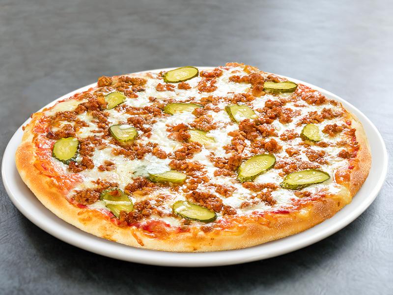 Пицца Болоньез средняя