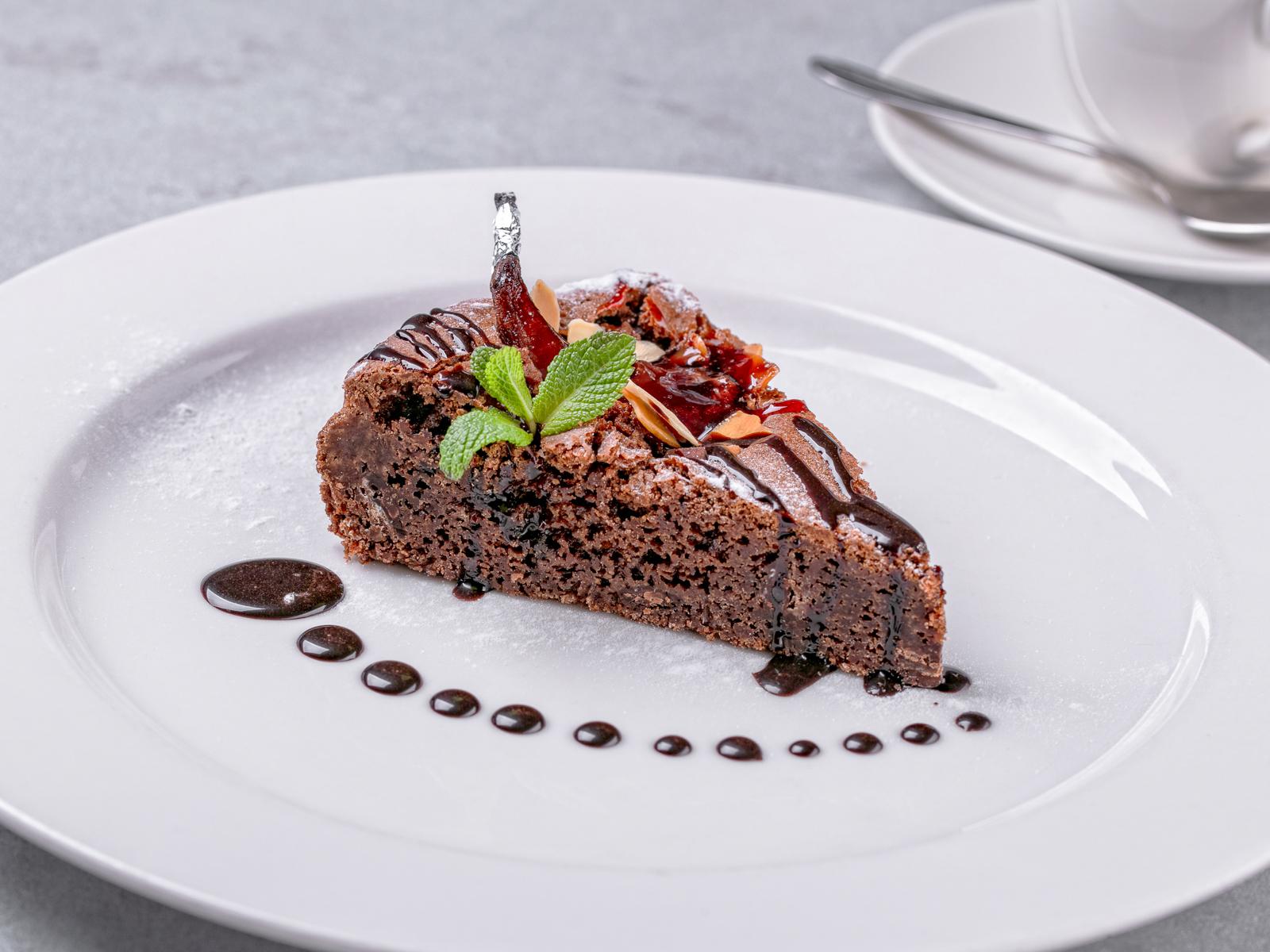 Десерт Шоколадный брауни