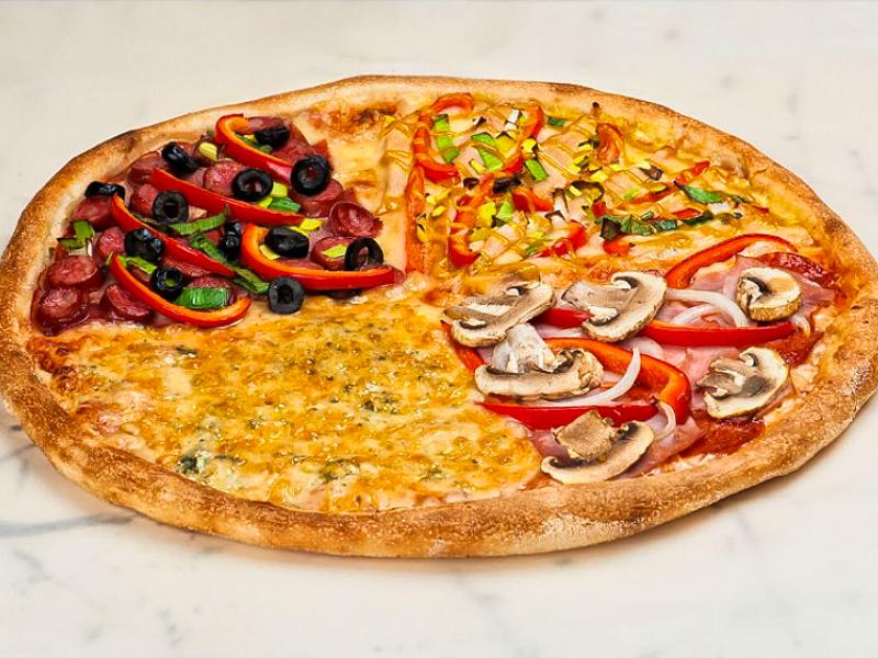Пицца сет Все и сразу