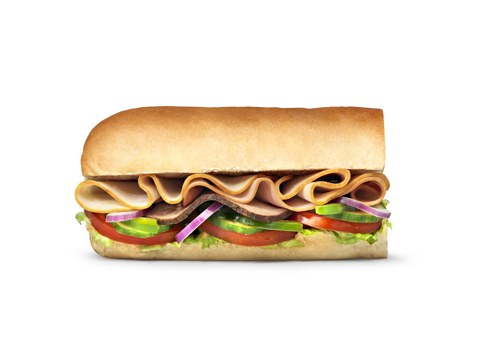 Сэндвич Сабвэй Клаб
