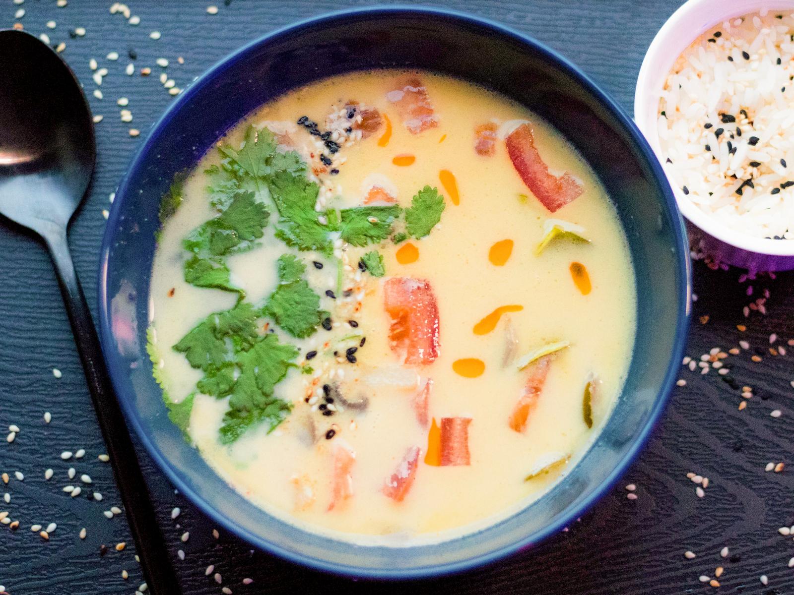 Суп Томи хамоватый