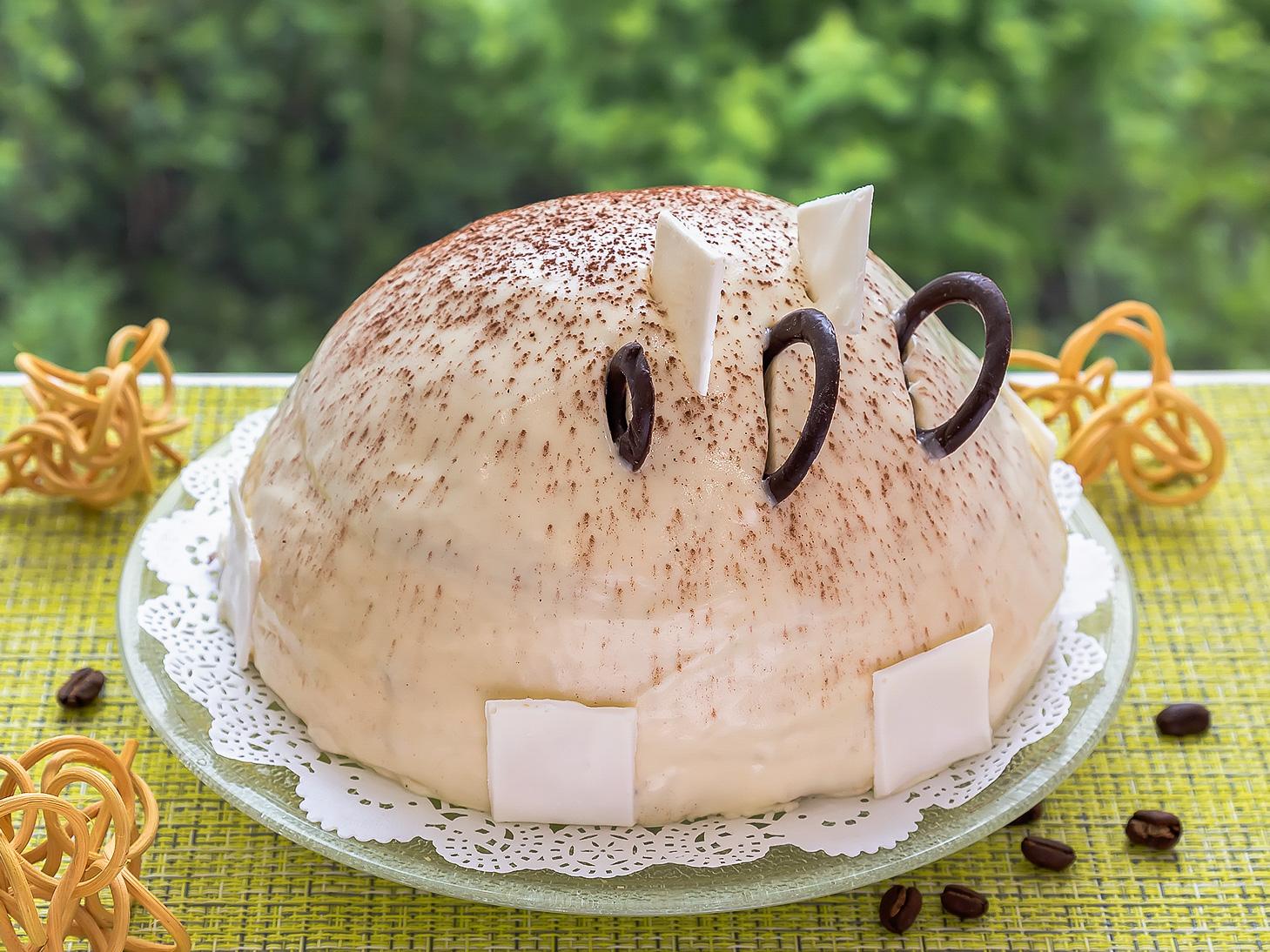 Торт Маракеш
