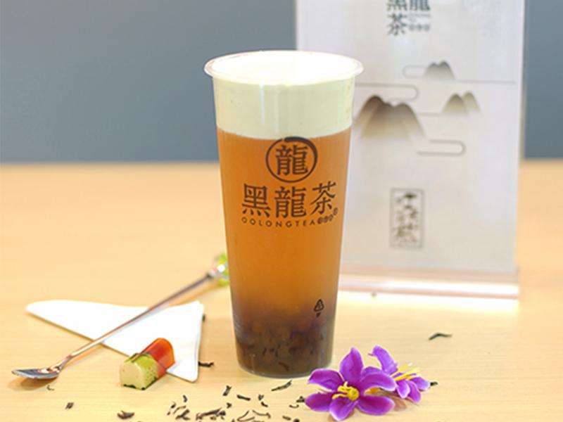Чай Улун со сливками