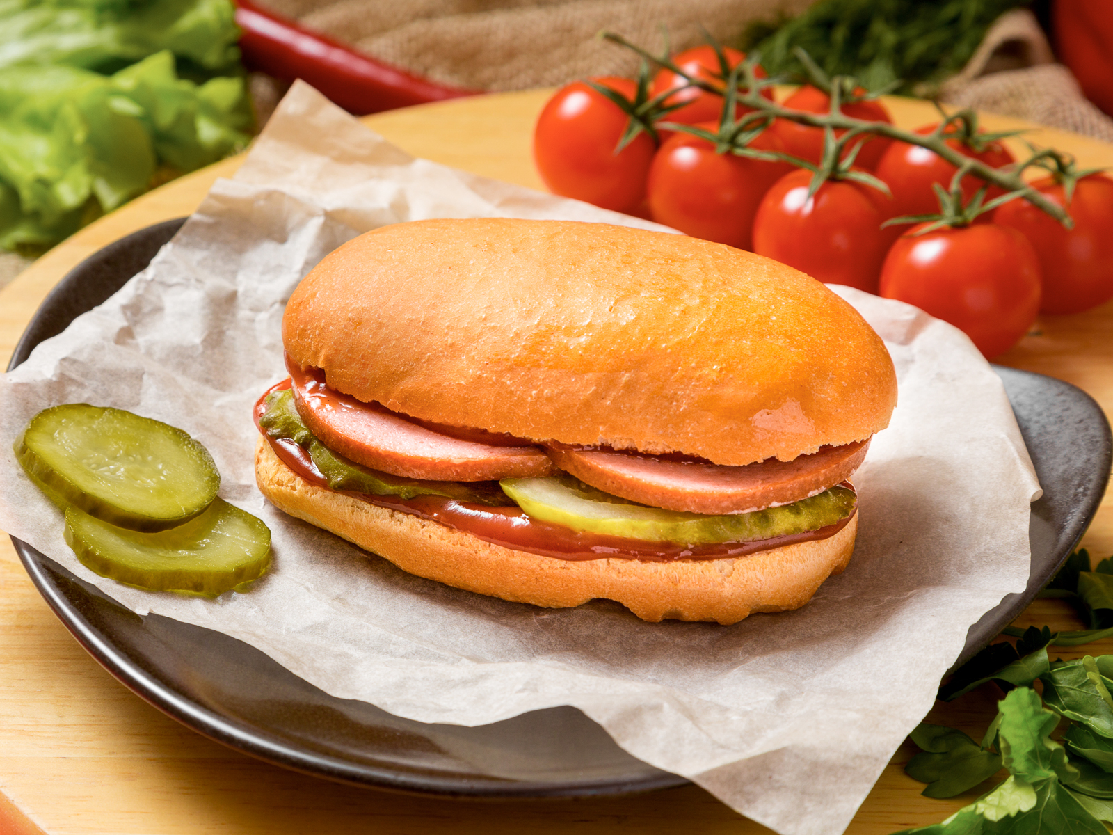 Бутерброд Ретро